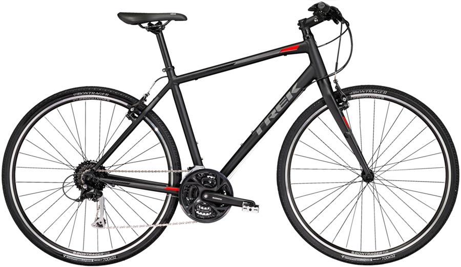 Trek FX3 hybrid bike